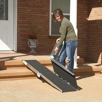 split-ramp